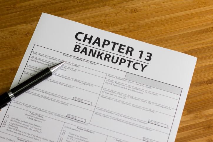 Chapter 13 Job Loss