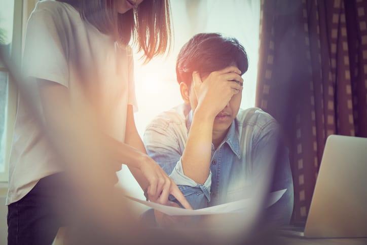 File for Bankruptcy During Divorce